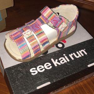 SKR FE Sandal - NIB